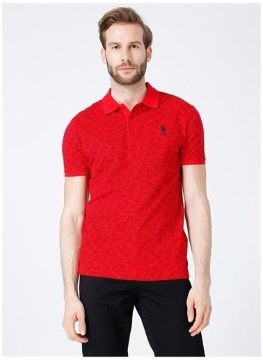 U.S. Polo Assn. U.S. Polo Assn. T-Shirt Kırmızı